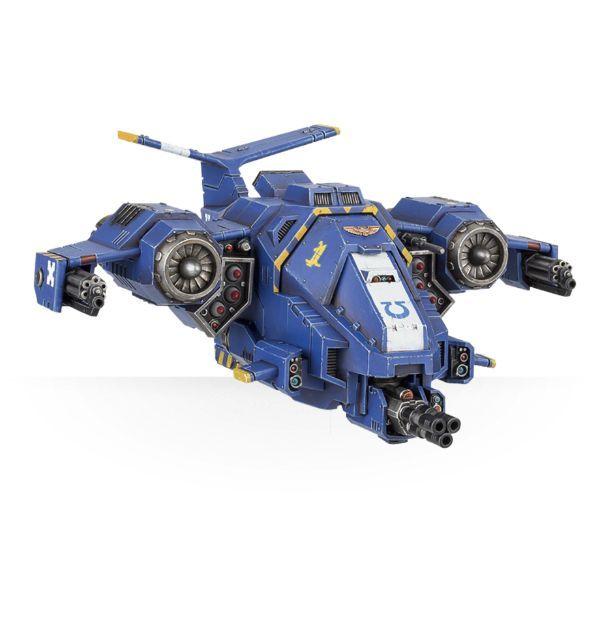Space Marine Strike Force Ultima. Воздушный корабль