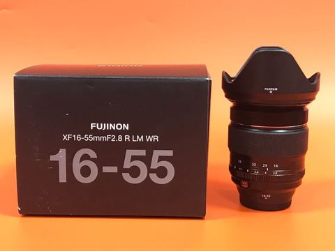Fujifilm XF 16-55mm f/2.8 R LM WR X-Mount