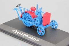 Tractor Zaporozhets 1:43 Hachette #69