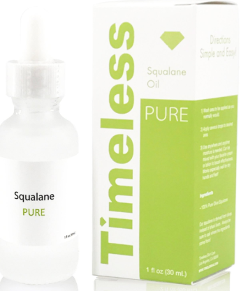 Timeless Skin Care Squalane 100% Pure сквалан для лица 30 мл