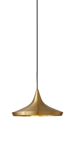 replica Beat Wide pendant lamp (gold)