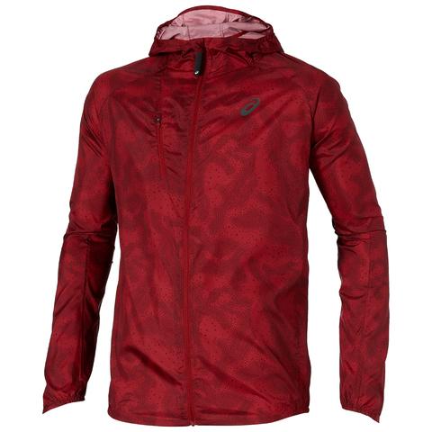 Ветровка для бега Asics FujiTrail Pack Jacket мужская