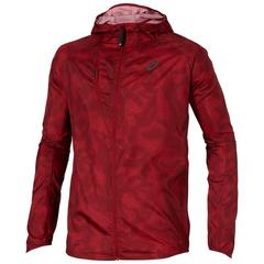 Мужская ветровка для бега Asics FujiTrail Pack Jacket (125146 0129)