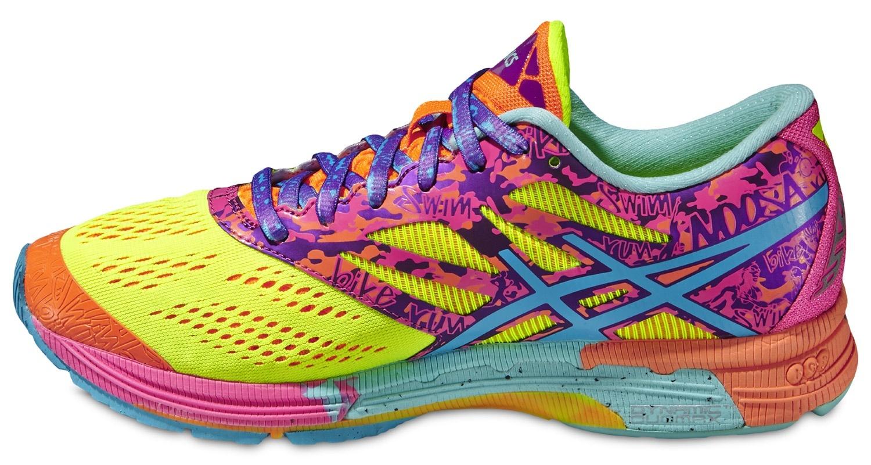 Женская беговая обувь Asics GEL-Noosa TRI 10 (T580N 0739) multi фото