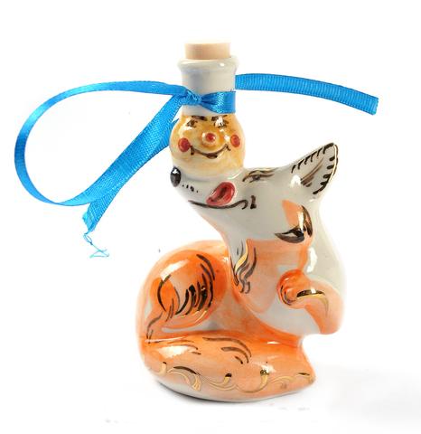 Мини штоф - елочная игрушка