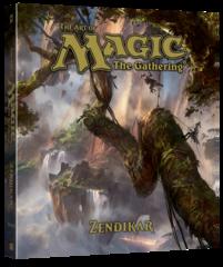 Артбук Magic: The Gathering - Zendikar (английский)