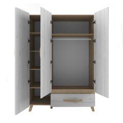 Шкаф 3-х створчатый Риган