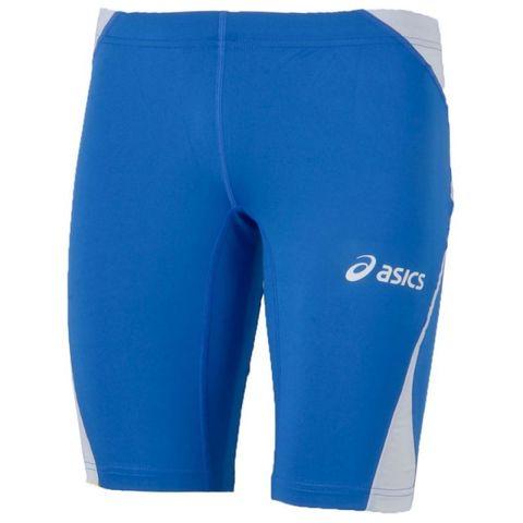 Тайтсы Asics Sprinter Young blue мужские