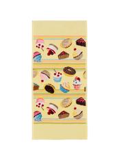 Полотенце 37x80 Feiler Cupcakes 103 zitrone