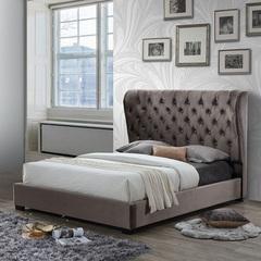 Кровать ESF INFI2971 темно-коричневая