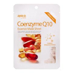 La Miso Q10 Essence Mask Sheet - Маска для лица с экстрактом коэнзима