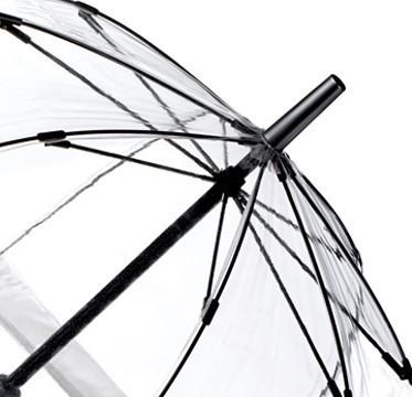 Fulton прозрачный зонт-трость