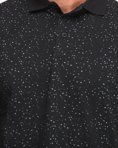 Поло черное фото 4