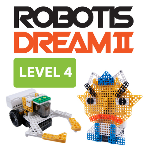 ROBOTIS DREAMⅡ Level 4 Kit