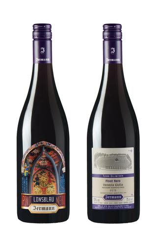 Jermann Pinot Nero Lonsblau