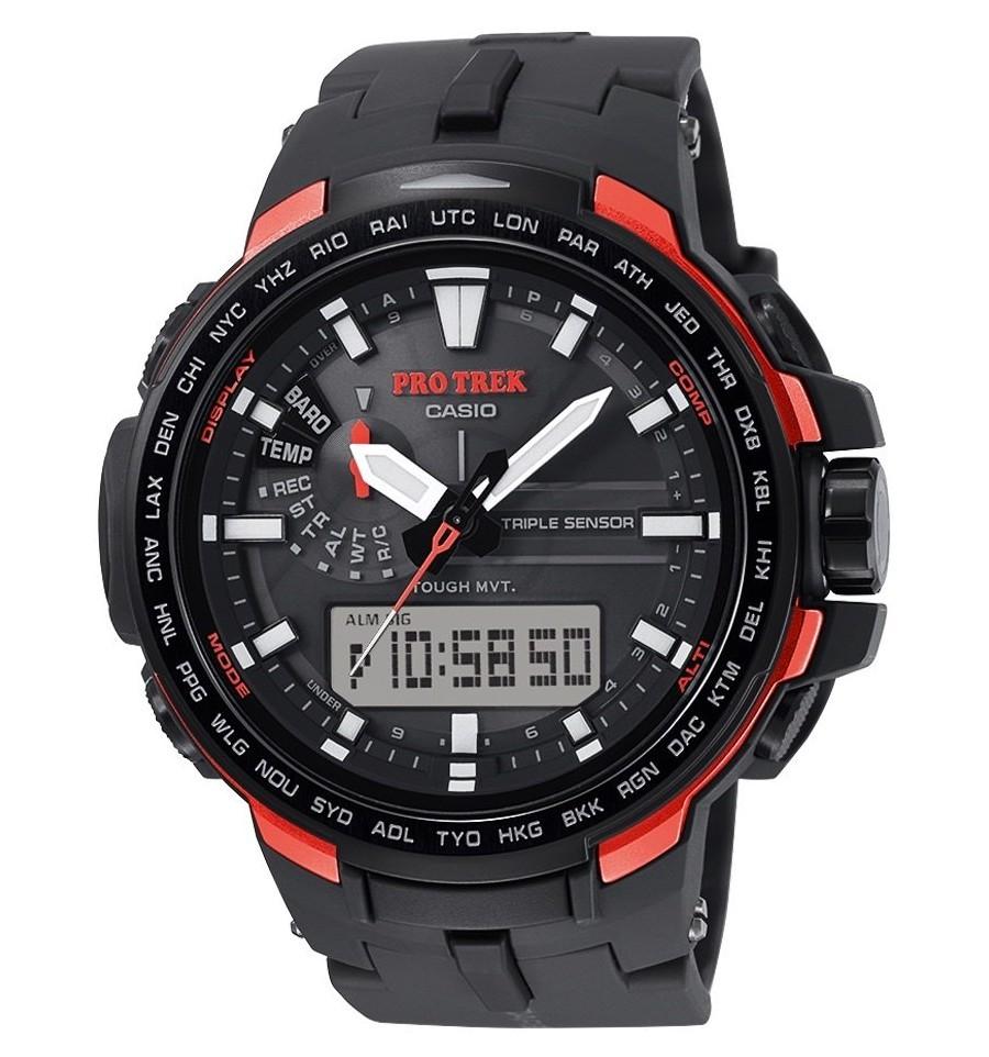 Наручные часы Pro Trek