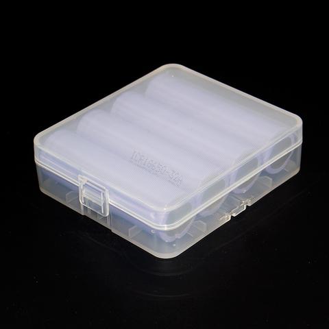 Чехол для хранения аккумуляторов 18650*4