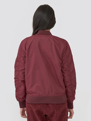 Куртка Alpha Industries L-2B Scout W Maroon