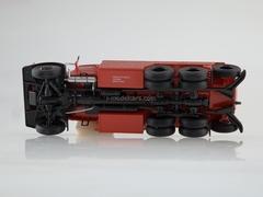 Tatra 111R CAS-12 fire-fighting tanker red 1:43 Start Scale Models (SSM)