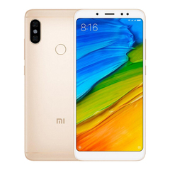 Xiaomi Redmi Note 5 3/32GB Gold - Золотой