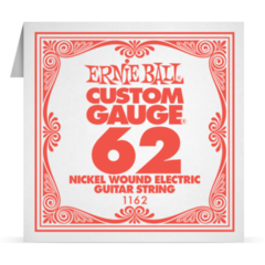 1162 Ernie Ball Nickel Wound Single String 0.62