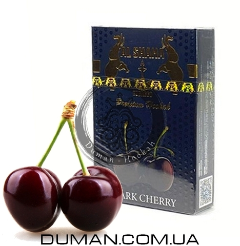 Табак Al Shaha Dark Cherry (Эль Шаха Черешня)