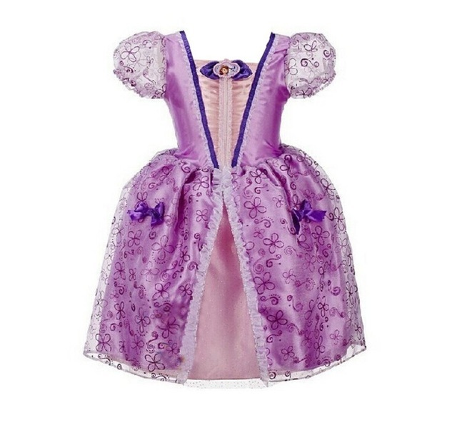 Платье карнавальное принцессы Софии
