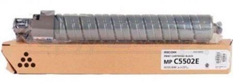 Тонер-картридж Ricoh  тип MPC5502E для Aficio MPC4502/C5502, черный. Ресурс 31000 стр (842020)