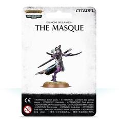 Daemons of Slaanesh: The Masque / Маска
