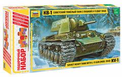 Советский танк «КВ-1» мод. 1940г.