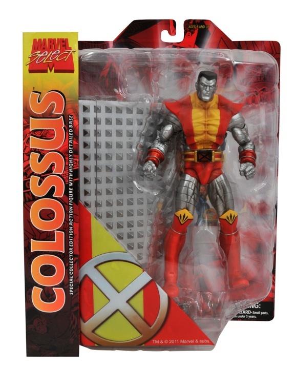Колосс (Colossus) - Marvel Select