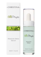 Bio phyto absolute detox serum - Детокс-сыворотка абсолют
