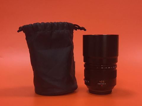 Panasonic  Nocticron 42.5mm f/1.2  комиссия
