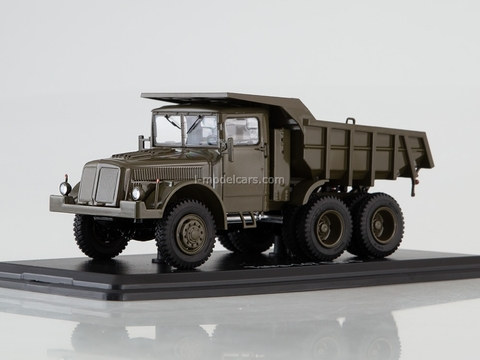 Tatra 147 DC-5 tipper khaki 1:43 Start Scale Models (SSM)