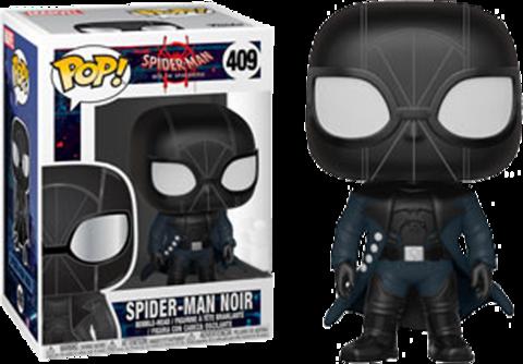 Peter Parker. Spider-Man Noir: Into The Spiderverse  Funko Pop! Vinyl Figure || Человек-паук Нуар. Человек-паук: Через вселенные