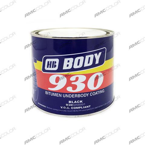 Антикоррозийный состав Body 930 (1кг)