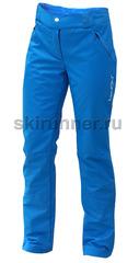 Ветрозащитные брюки NordSki Blue женские