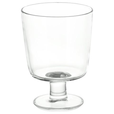 ИКЕА/365+ Бокал прозрачное стекло