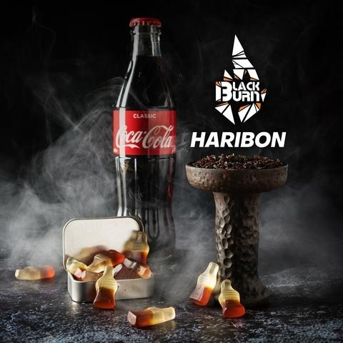 Табак Burn BLACK 20 г Haribon