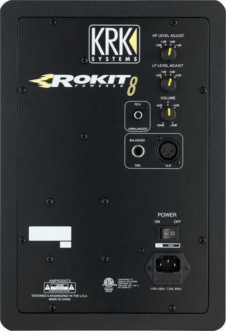 KRK: Студийный монитор RP8 RoKit G3