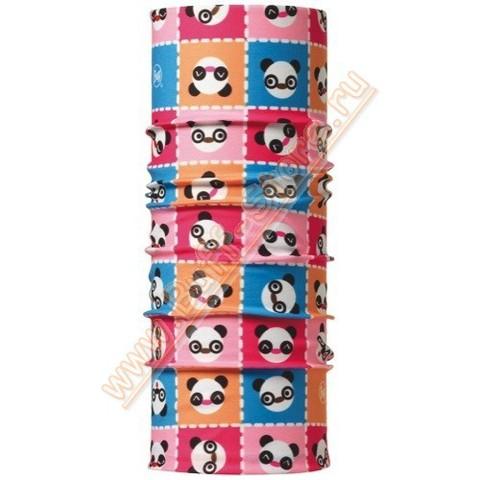 Многофункциональная бандана-труба детская Buff Panda