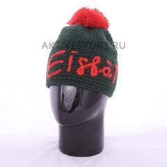 Шапка вязаная с помпоном Eisbar Til Pompon 651