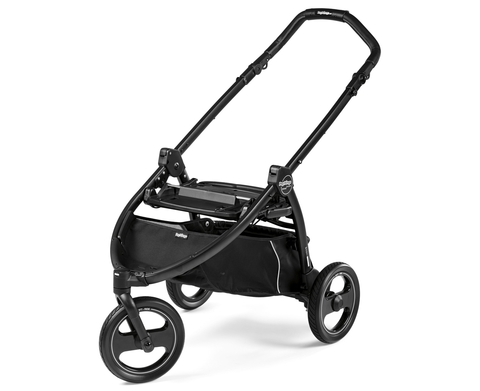 Шасси Peg-Perego Book Scout BLACK MATT