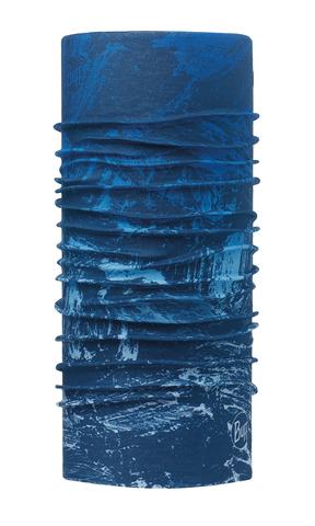 Многофункциональная бандана-трансформер Buff Mountain Bits Blue