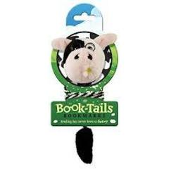 Book-Tails Bookmark-Cow