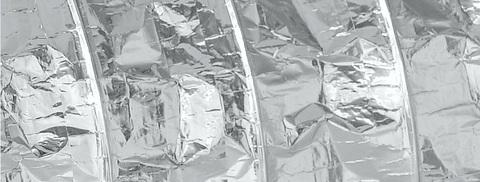 Воздуховод DEC Aludec-AA3 203мм (10м)
