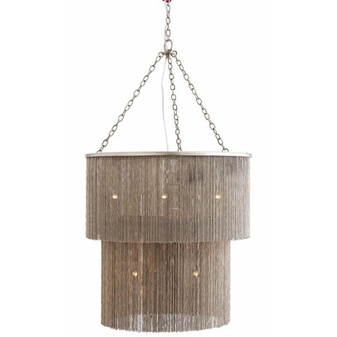 replica light JAMES CHANDELIER By Arteriors Home