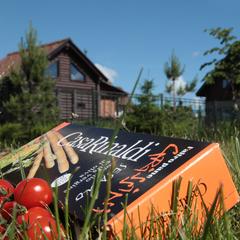 Хлебные палочки Casa Rinaldi Гриссини с кунжутом 125 г