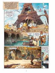 Эххо. Зеркальный мир. Том 1. Нью-Йорк. Парижская империя