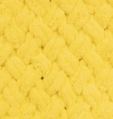 Пряжа Alize Puffy 216 желтый